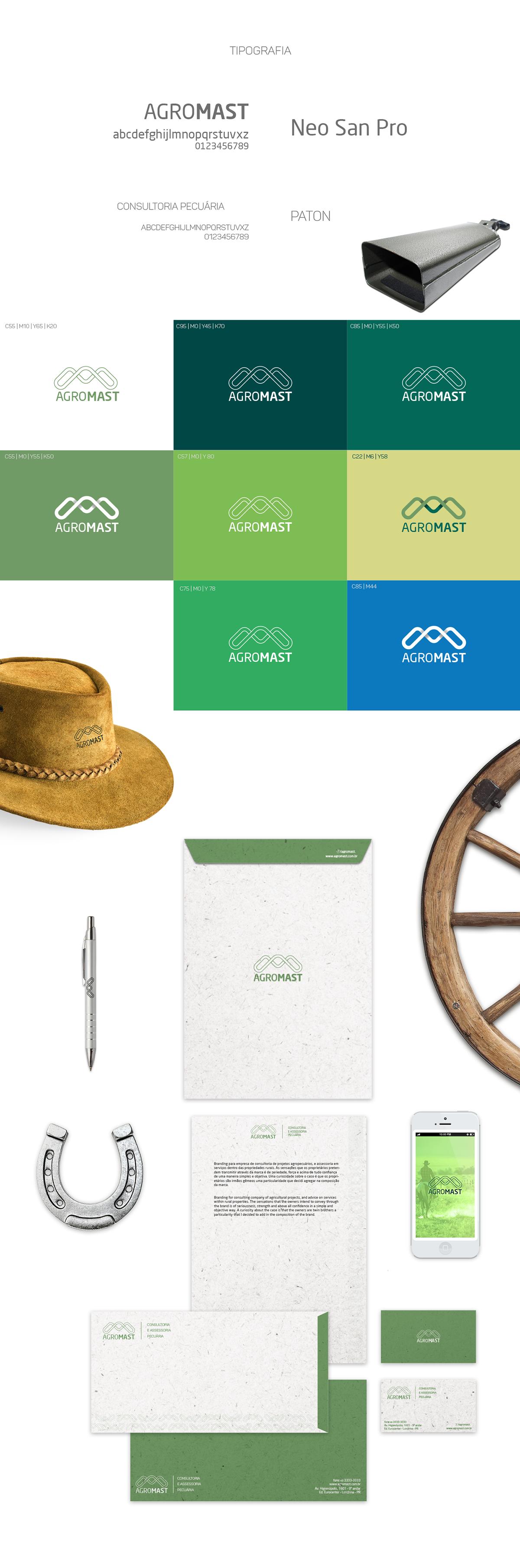 branding  marca Agronomy farming Livestock agropecuária agronomía pecuária agricultura gêmeos