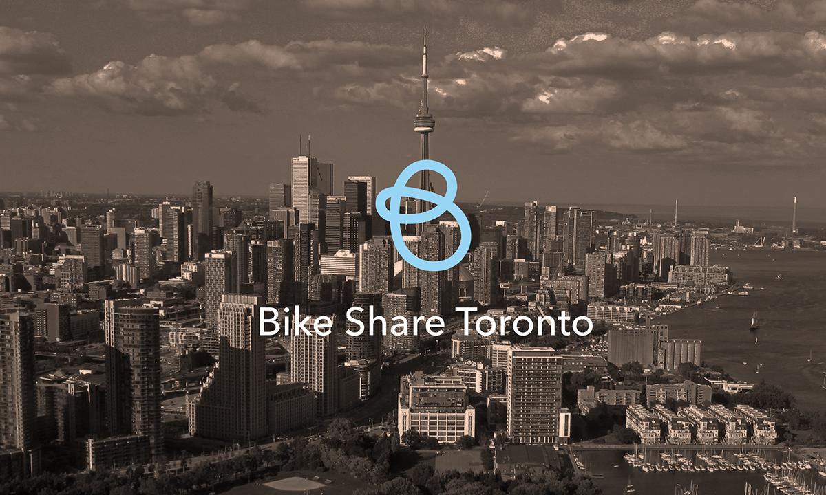 Bike Share Toronto | Rebrand on Student Show