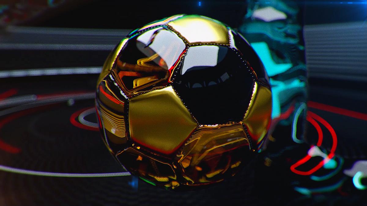 football soccer opener broadcast tv television octane golden ball goal