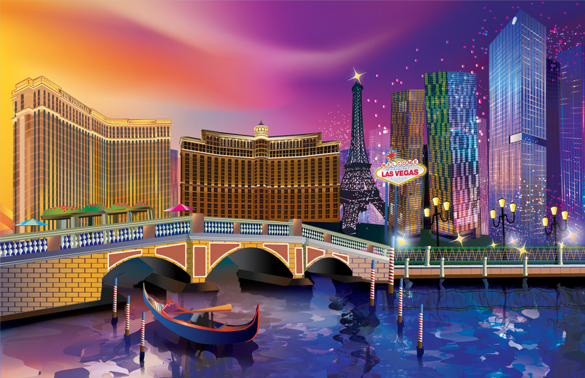 Digital Drawing ILLUSTRATION  Illustrator Las Vegas