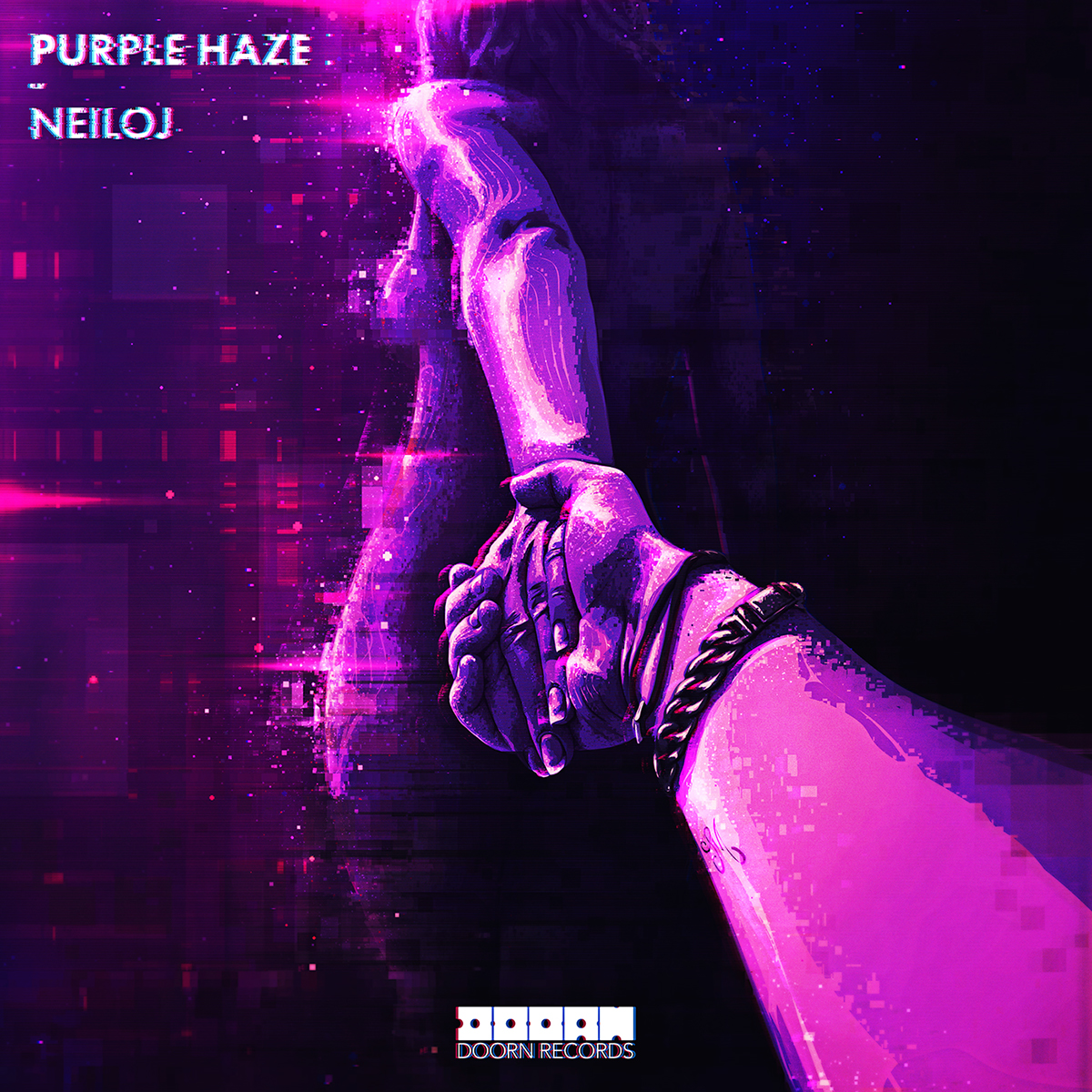 Purple Haze on Behance