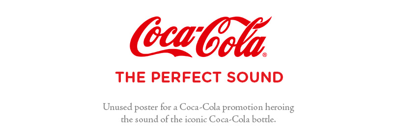 Coca-Cola sound headphones jack