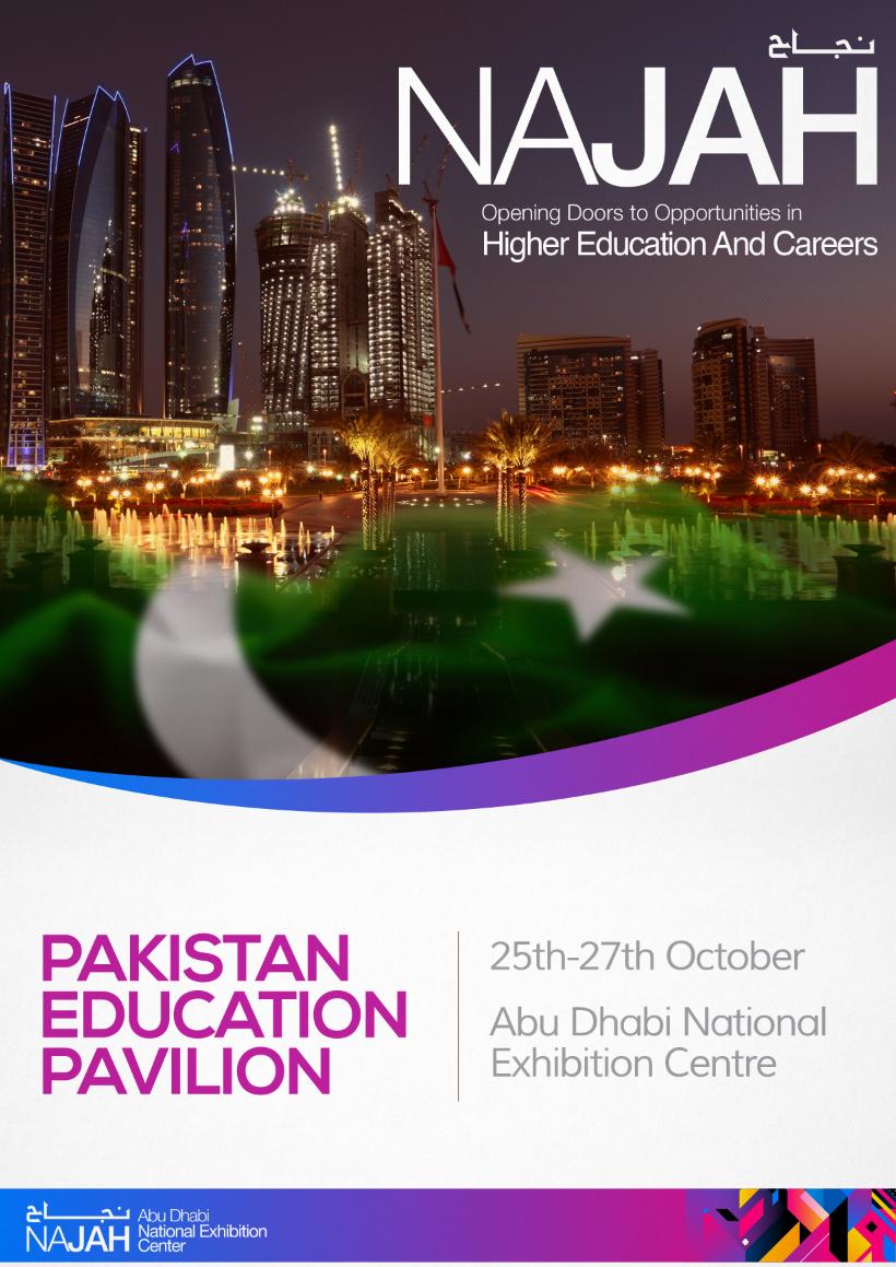 NAJAH education & Career Expo-16 on Behance