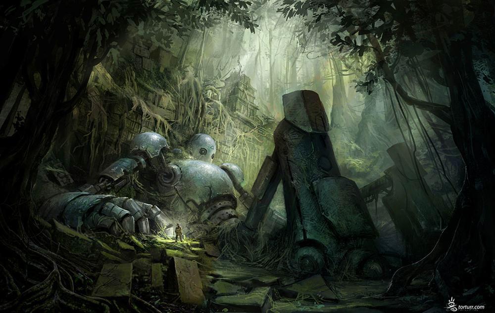 Adventure Concept Art On Behance
