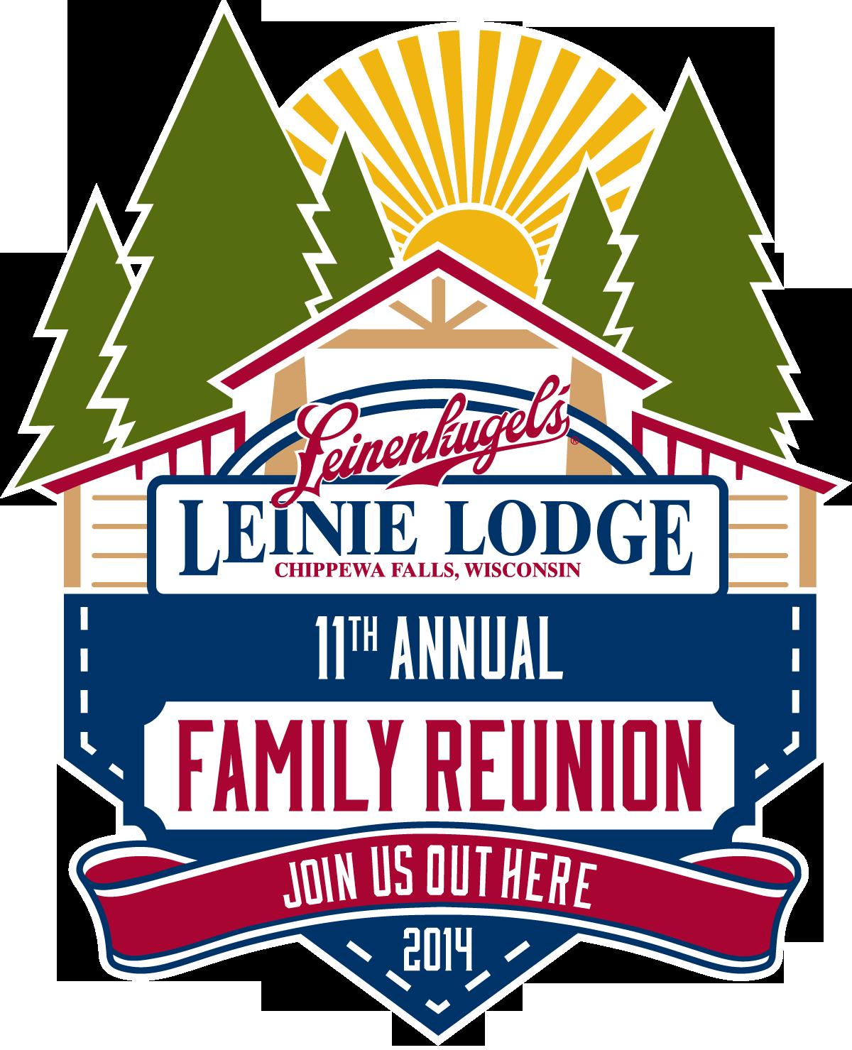 Leinenkugel 39 S 11th Annual Family Reunion On Behance