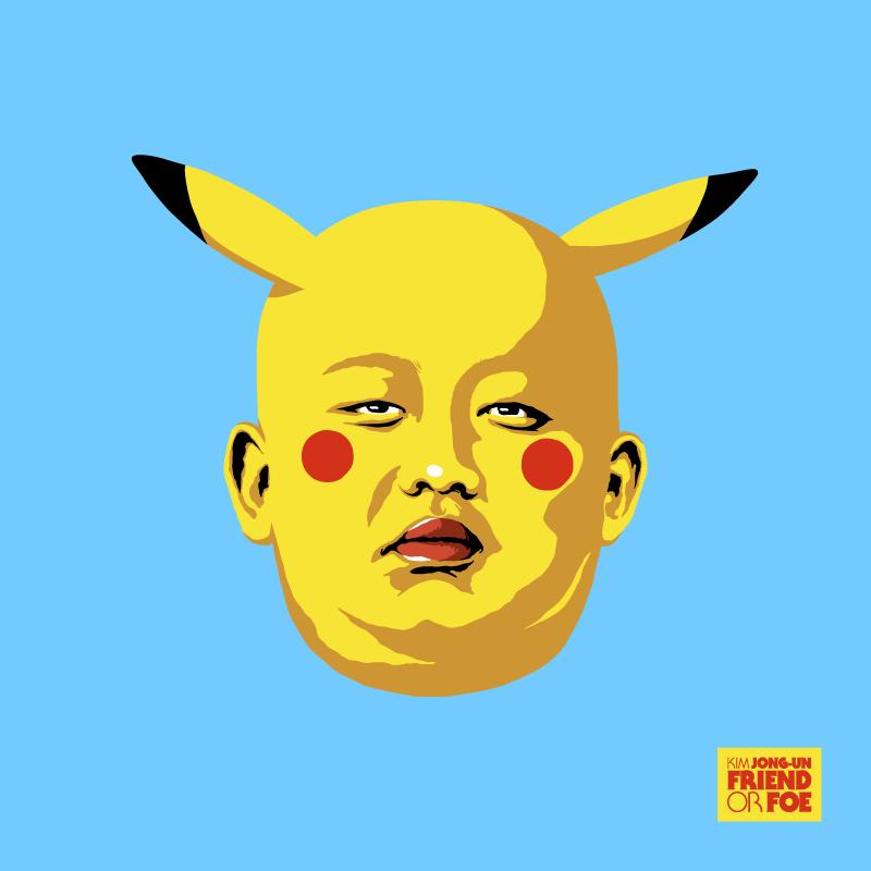 kim jong-un friend FOE pop culture north korea