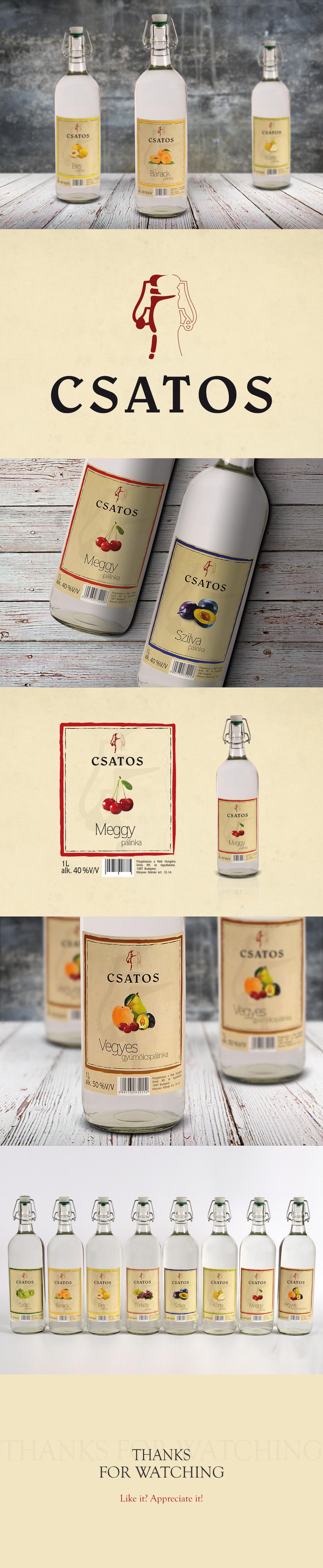 label design palinka label brand identity vector graphic graphic design  product design  beverage bottle ILLUSTRATION