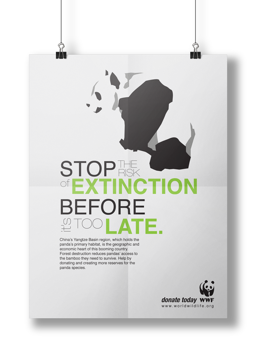 an analysis of the wwf advertisement for donating money Donate money for their s uch as the partnership between seaworld and wwf ngos and thirdly to a green beneficial advertisement made by a company or ngo on.