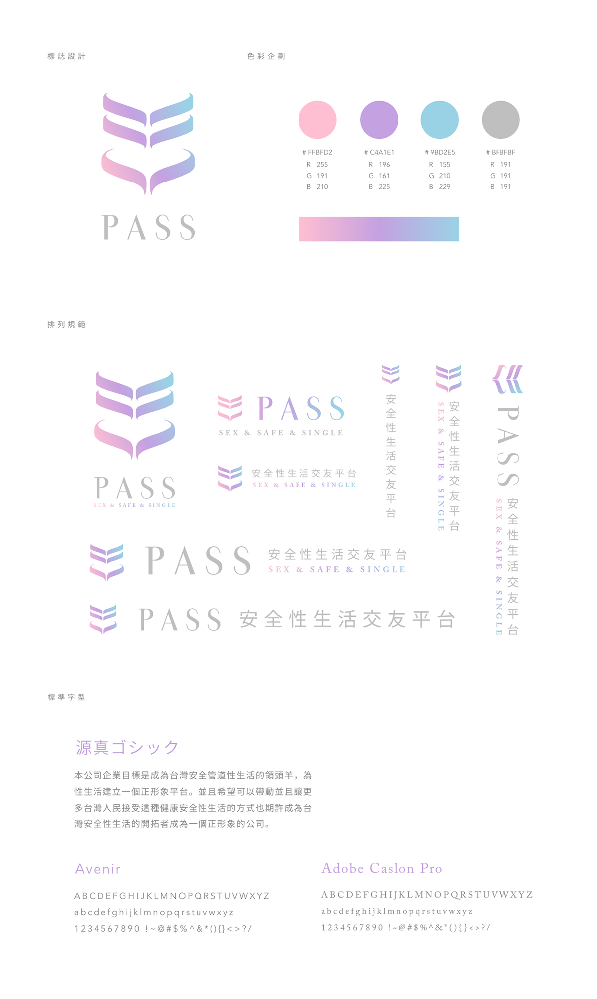 sex pass