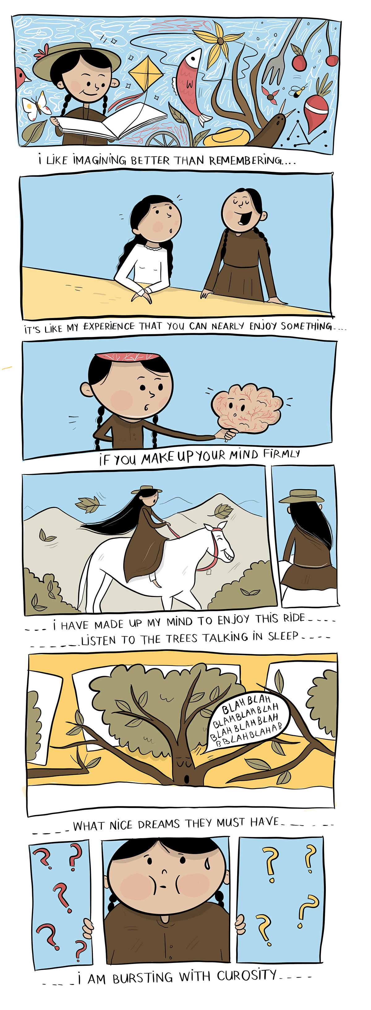 Image may contain: cartoon and comic