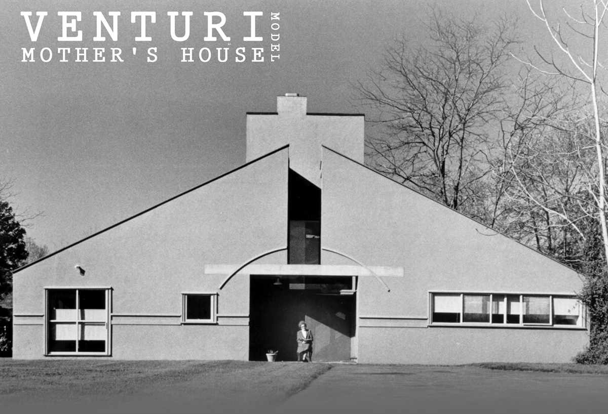 the vanna venturi house essay