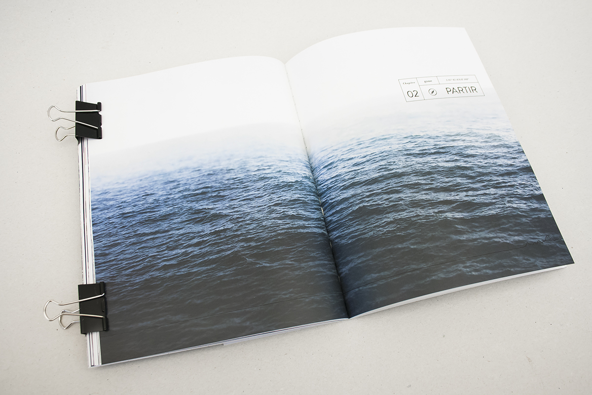 sport patagonia brand editorial grid Layout RECYCLED Food  Travel Nature cover type magazine book