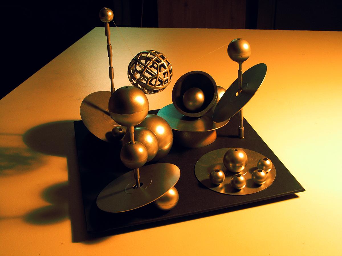Forms,art object,handmade