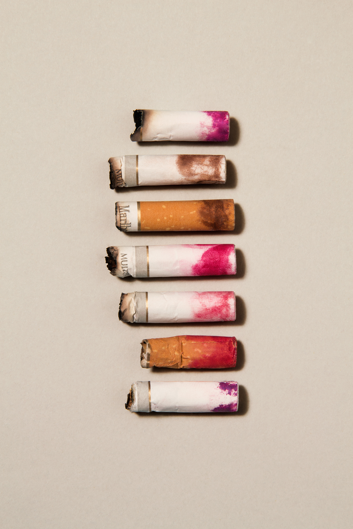 Cigarettes On Behance