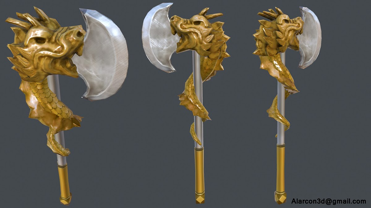 Everquest Weapons on Behance