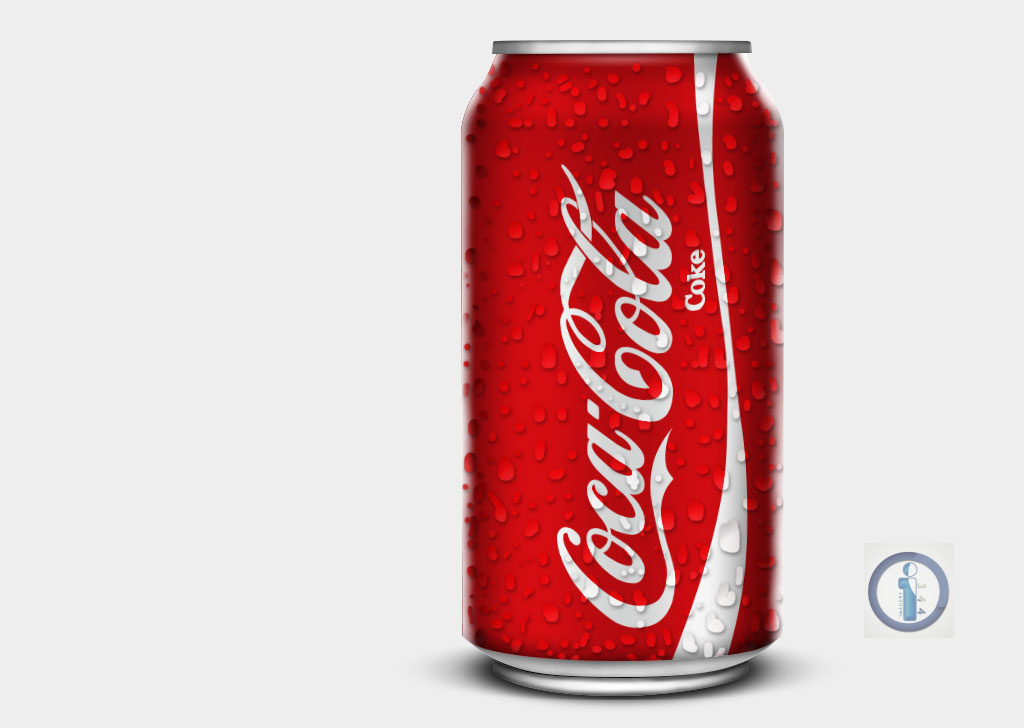 coke cocacola can 3D 3d can 3D Coke Can