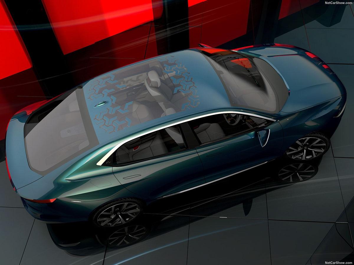 eVision concept car showcar