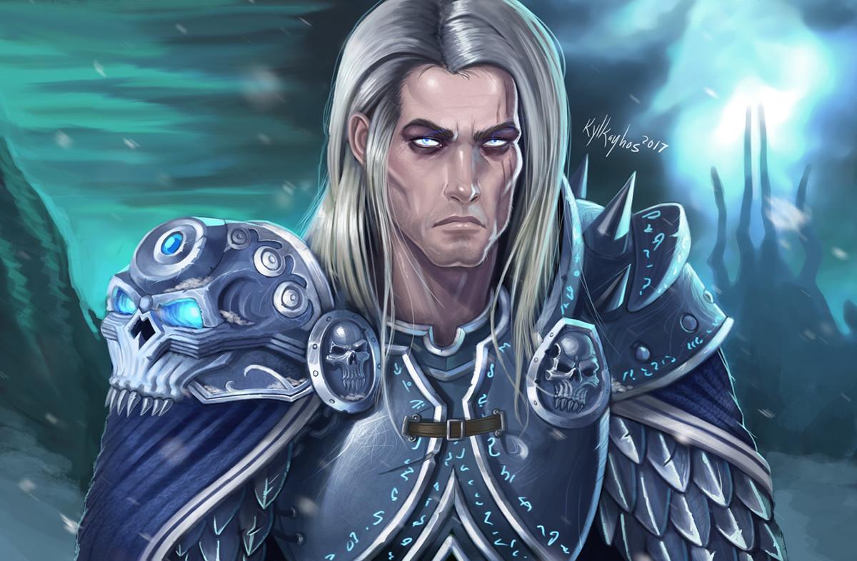 Blizzard Fan Art