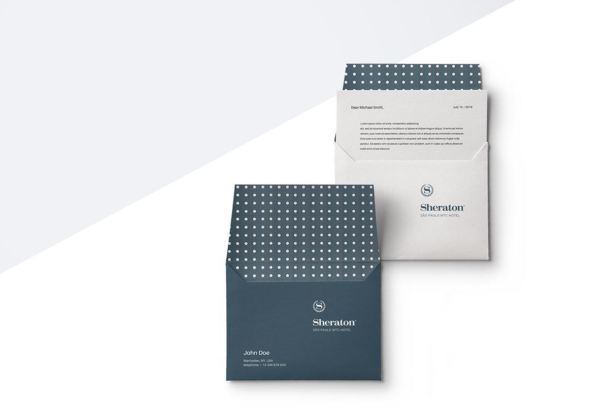 hotel sheraton posters Packaging UI emails digital design hotel design instagram hotel Sheraton Bojana