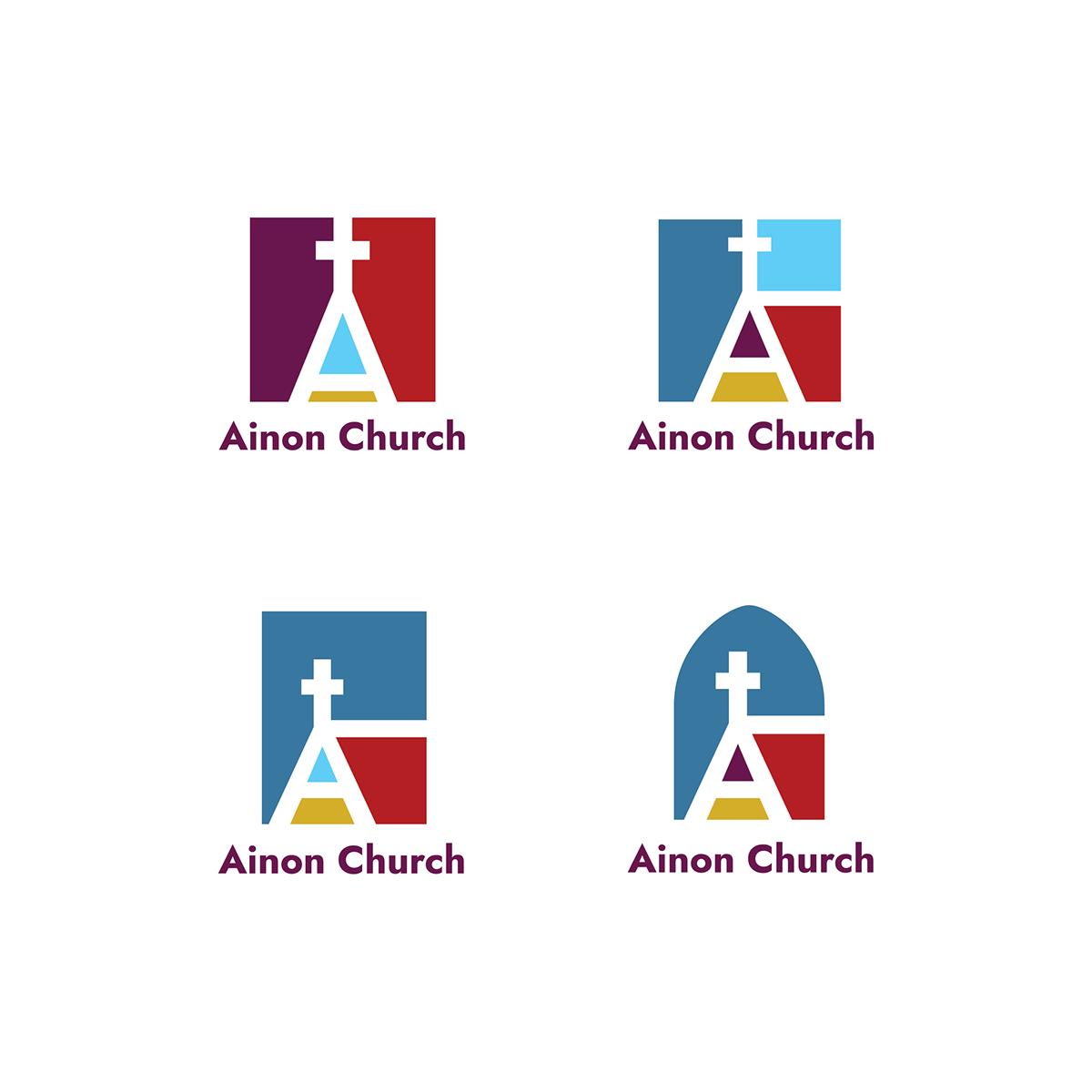 Ainon Church Logo on Student Show