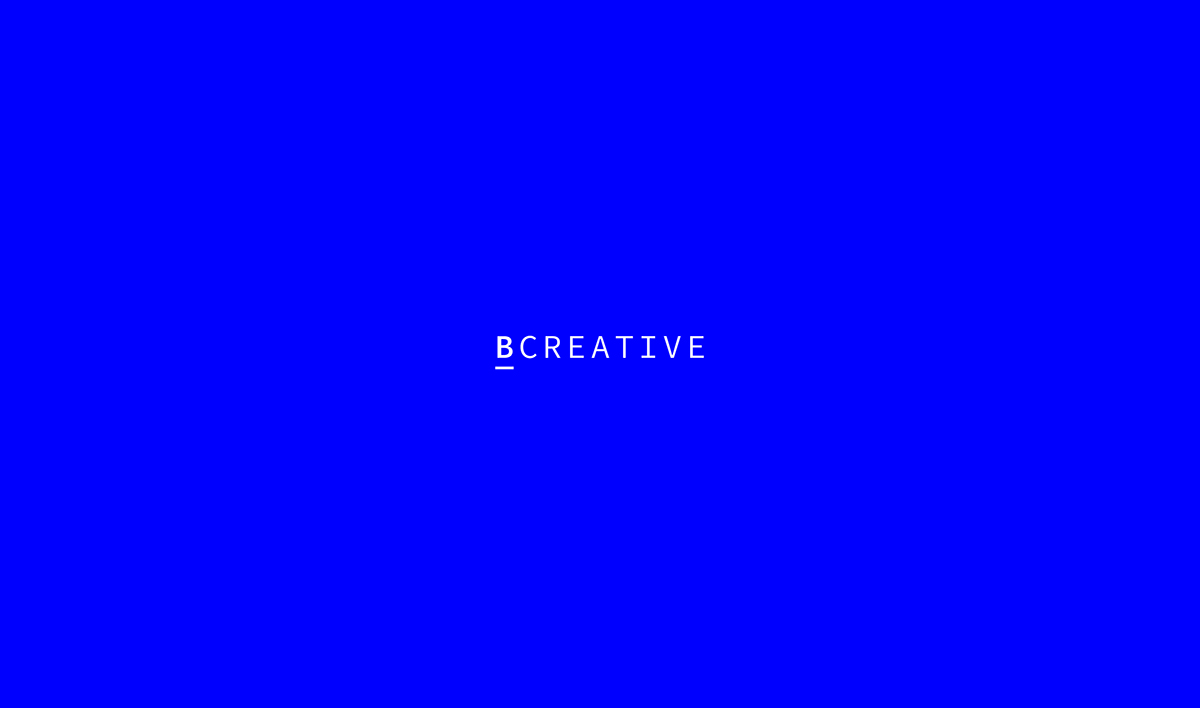 Bjarke Nøhr Kristensen logo haderslev personal branding blue identity portfolio Scandinavian denmark bcreative design Self Promotion Business Cards clean