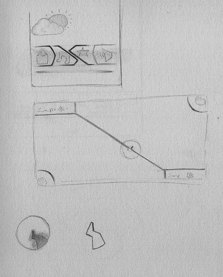 split UI logo Icon app old idea camera pastel