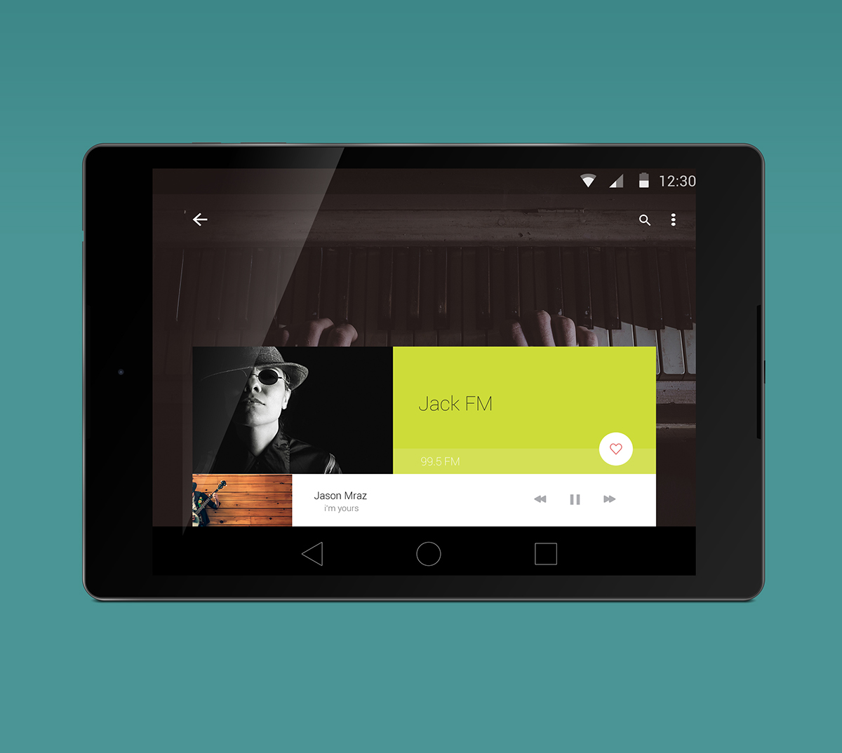 Radio App Für Tablet