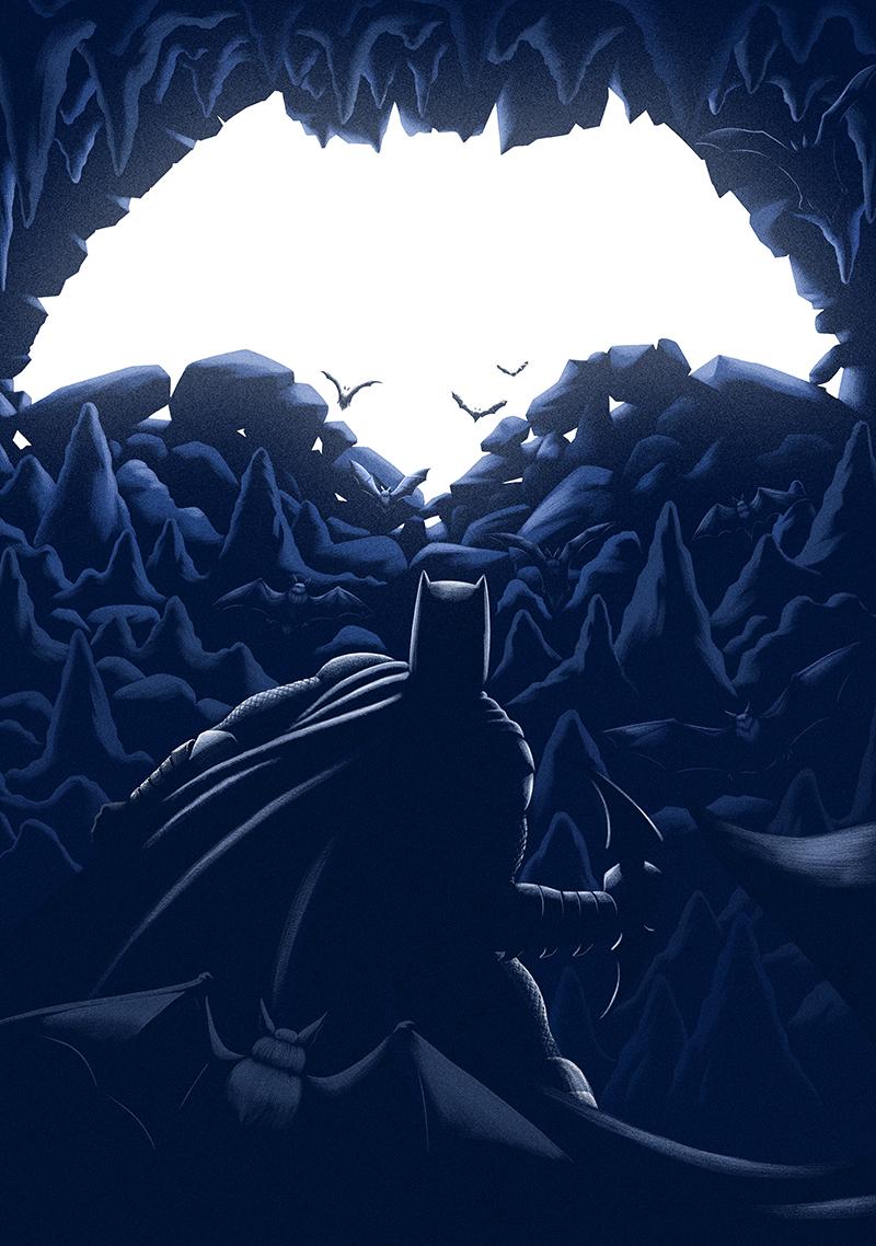 Fan Art Flash batman punisher dc comic art poster Hero SuperHero graphic bat energy logo
