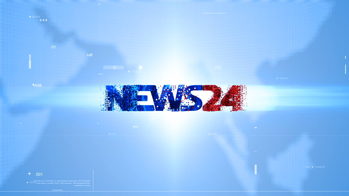 News 24 Channel Ident 2019