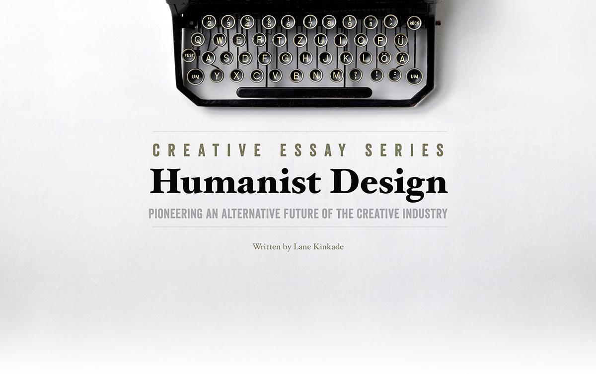 essay graphics sagmeister quote Autonomy creative industry