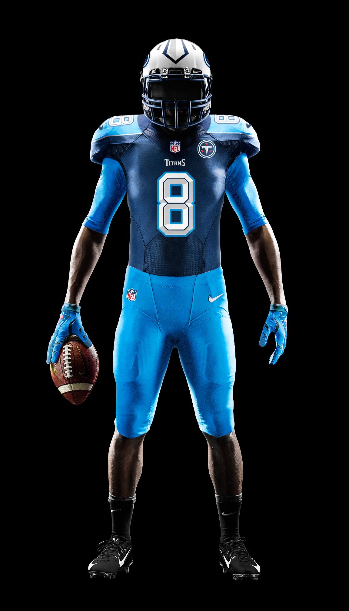Tennessee Titans Uniform Concept on Behance