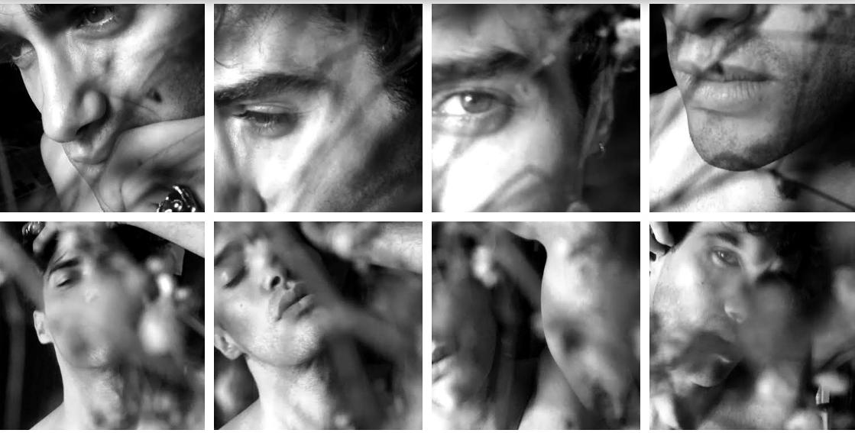 black and,body,desire,flower,Male Body,male model,MUMBAI,passion,White