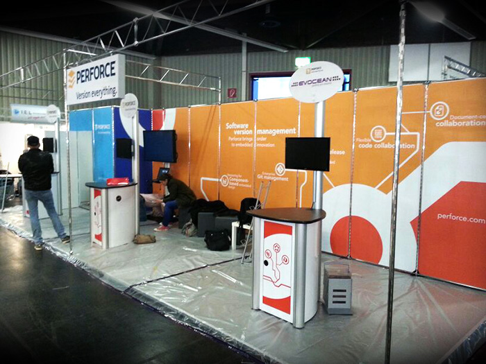 booth Technology
