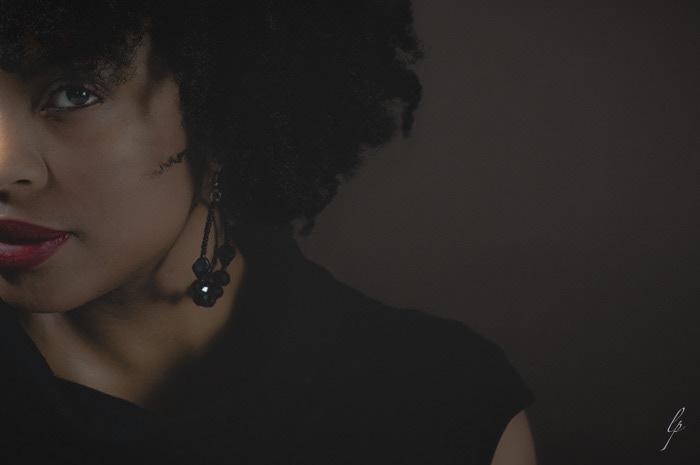 Adobe Portfolio Sheena Young headshot Lori Patrick
