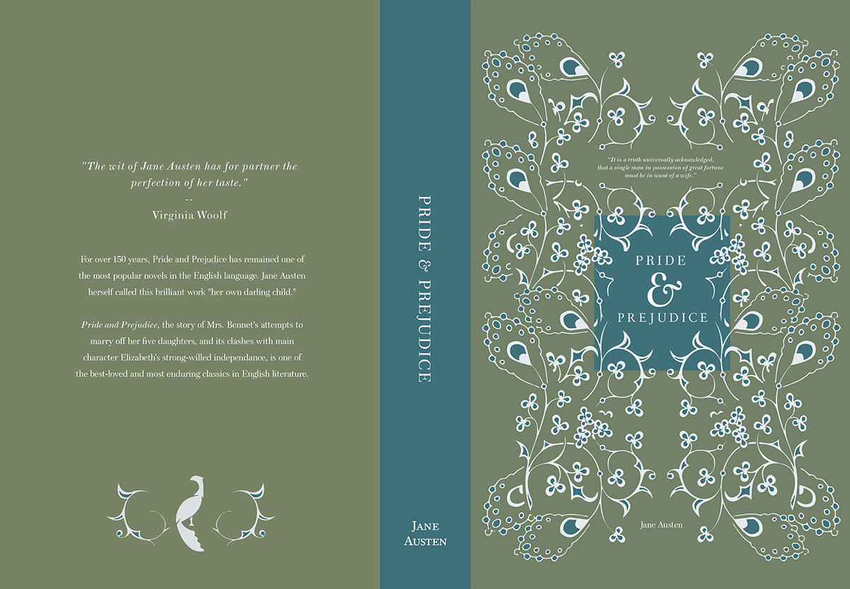 Classic Book Cover Ups ~ Classic book cover redesigns on risd portfolios