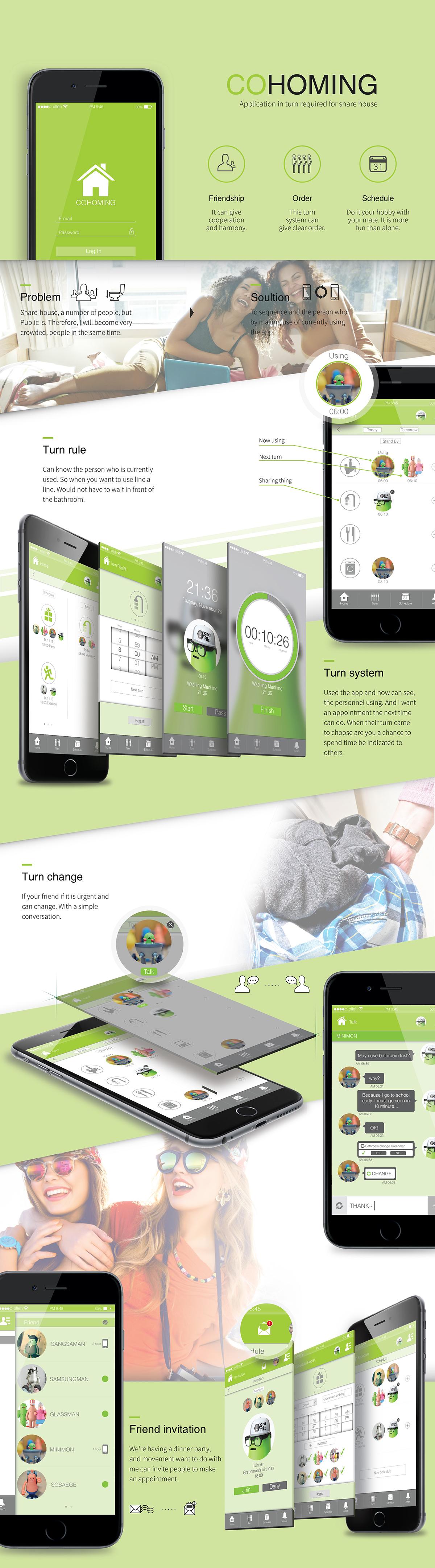 app sharehouse