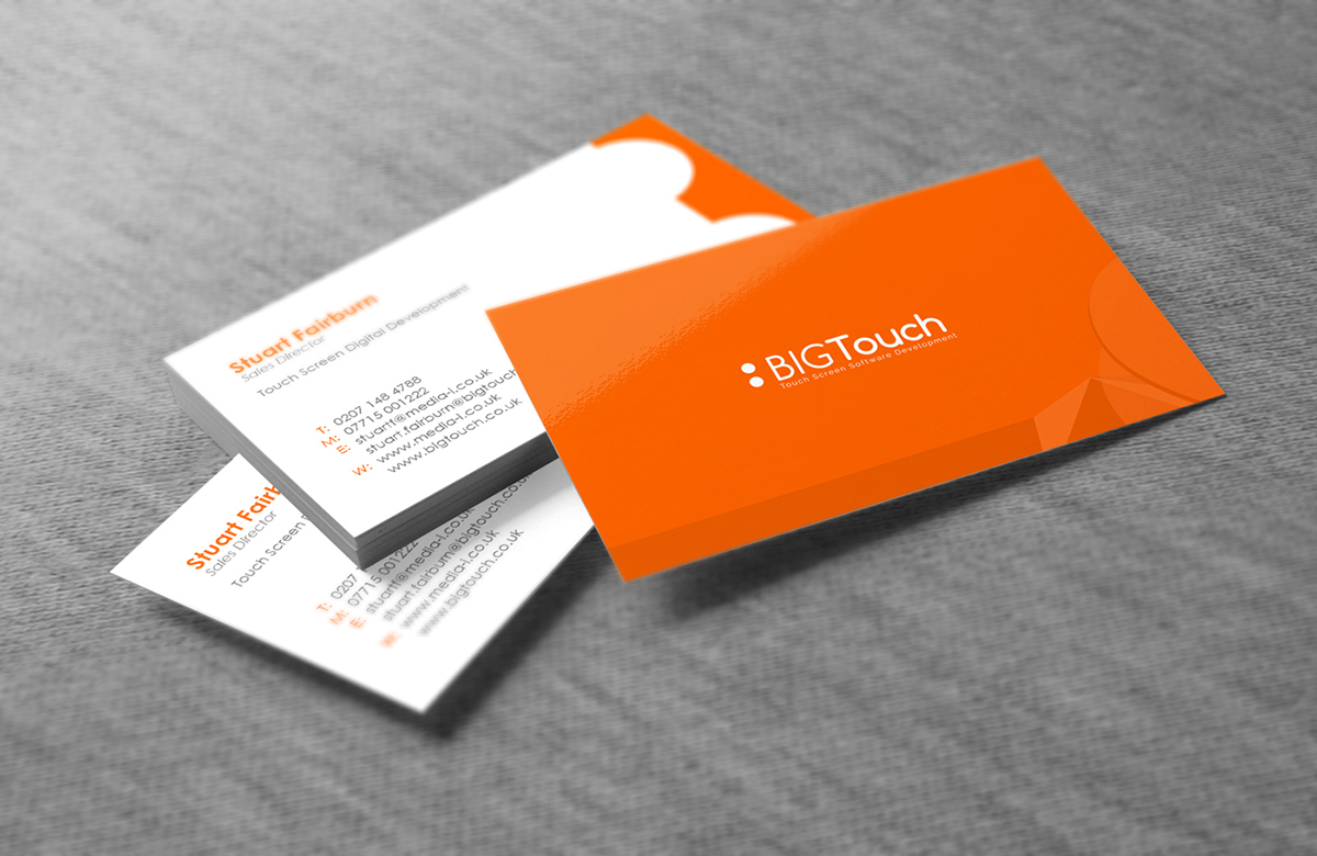 Business Card Designs Collection 2015 on Student Show