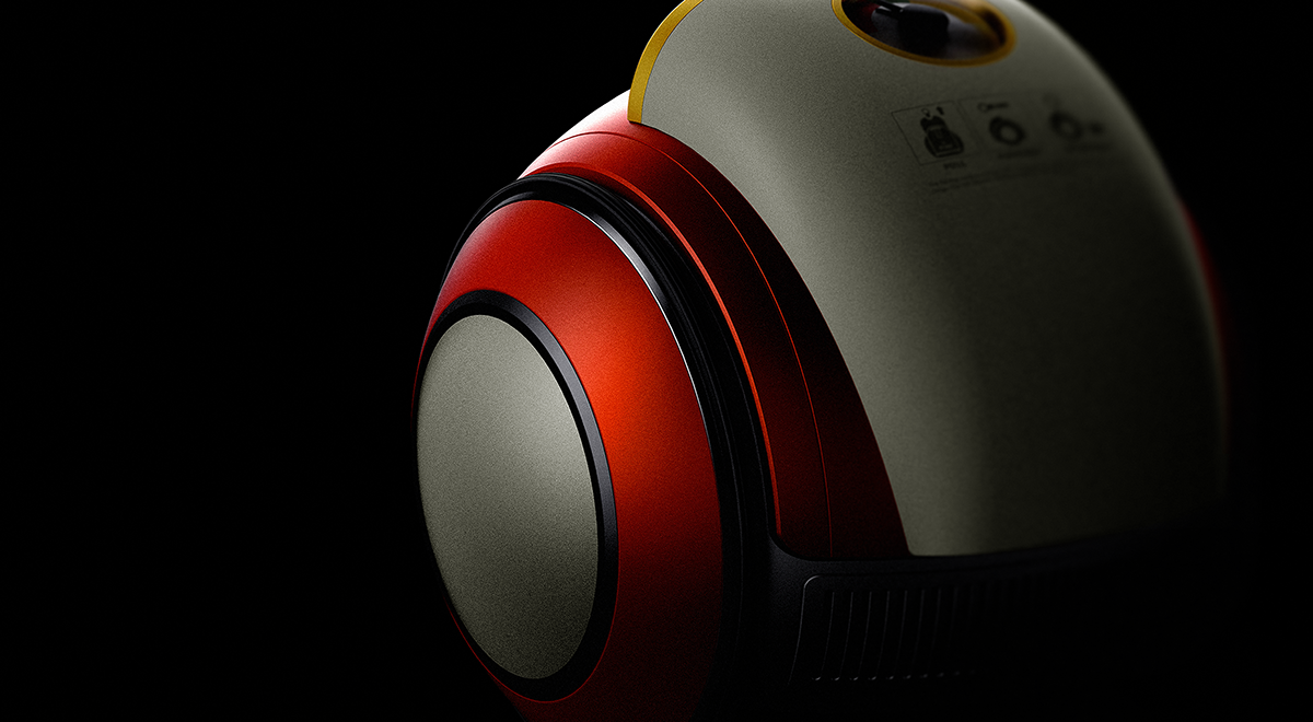 fire extinguisher Fire Extinguisher design universal universal design kdesign automatic FUTURISM car fireball ball wheel Remote Control safe
