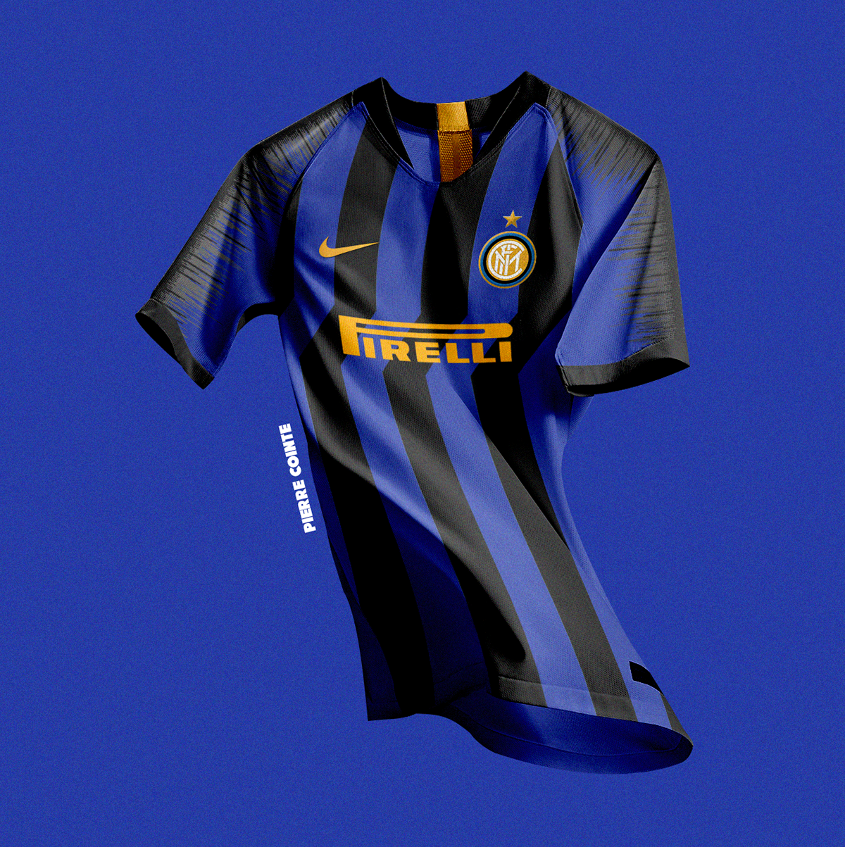 quality design 648df 07ce5 Inter Milan x Nike | Jersey Concept on Behance