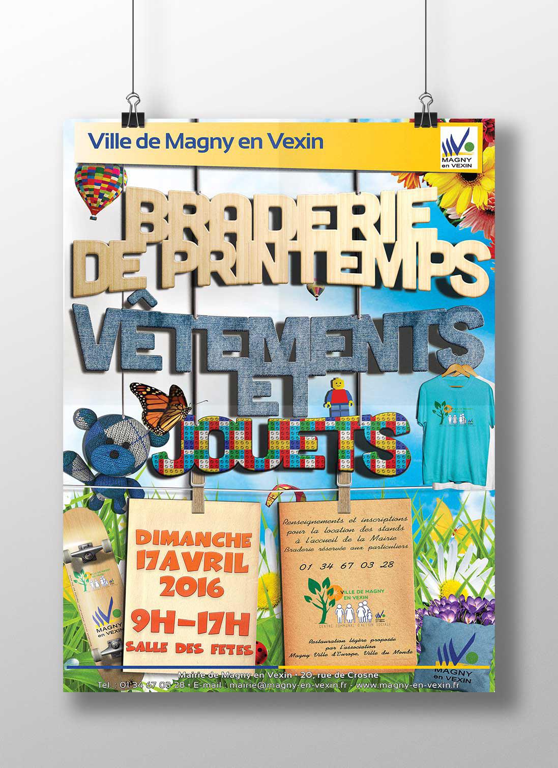 Ville De Magny En Vexin 2 On Behance