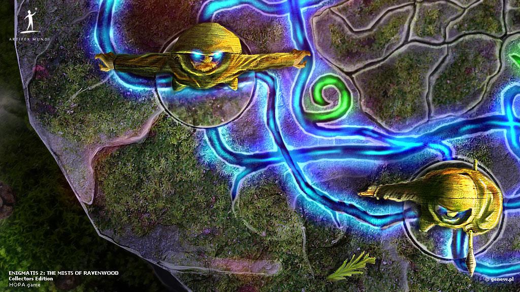 Enigmatis 2 The Mists Of Ravenwood Hidden Object On Behance