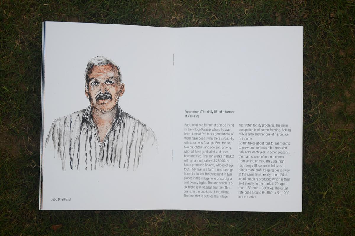 watercolor photo documentation publication