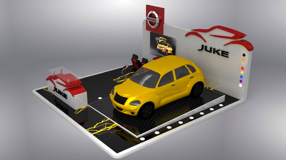 Nissan Juke On Behance