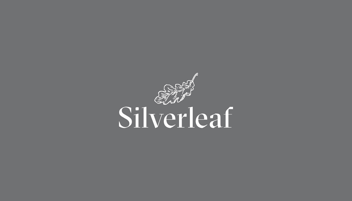 Silverleaf Identity And Website On Behance
