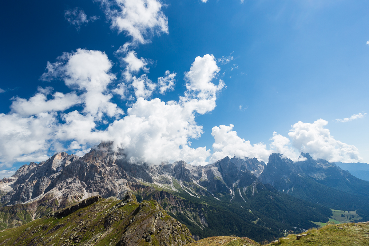 alps mountains dolomites Italy Belluno Landscape rock Nature summer hiking trentino south tyrol