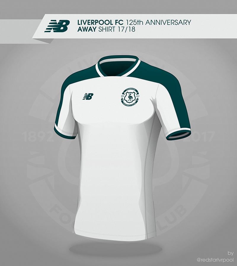 eb0a14dcb Save to Collection. Follow Following Unfollow. Liverpool FC     17 18 Shirt  Concepts. 42. 674