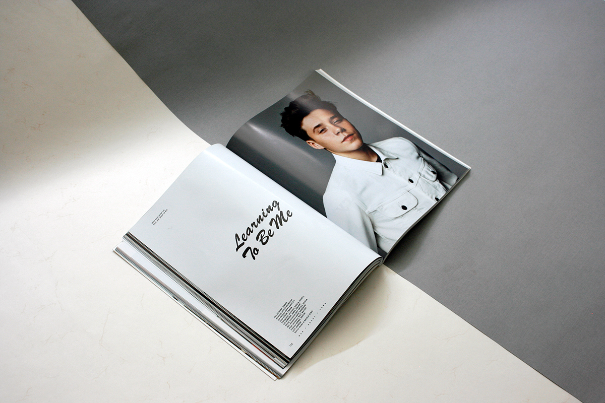fashion magazine man brooklyn beckham print