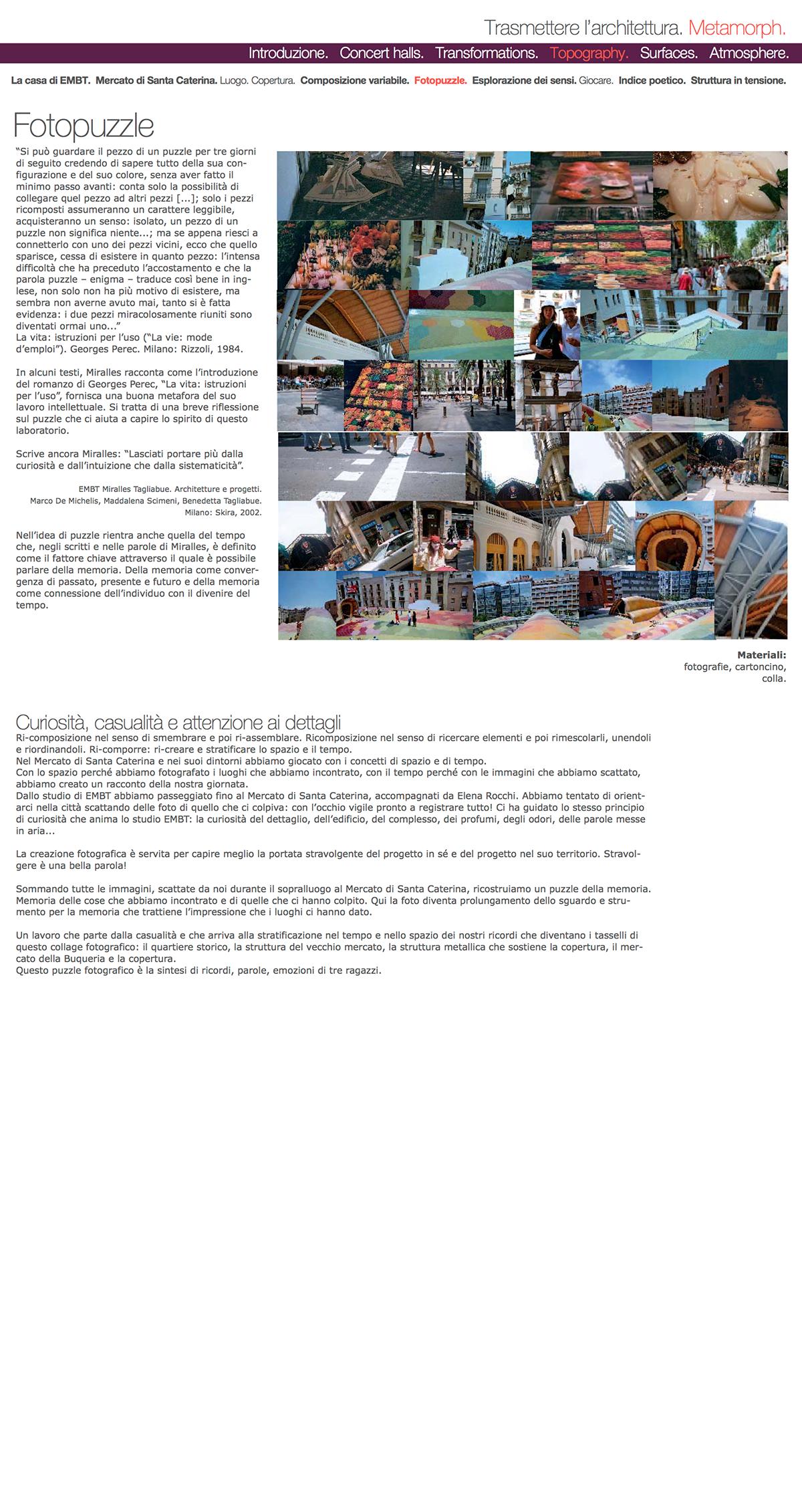 Adobe Portfolio Education