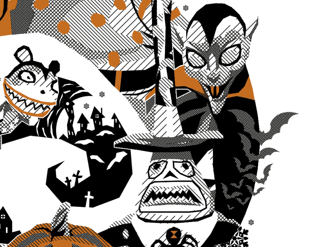 The Nightmare Before Christmas on Behance
