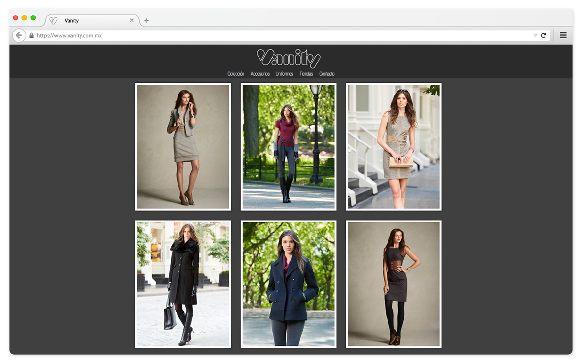 models winter fashion social connectivity